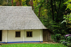 Old wooden hut Royalty Free Stock Photo
