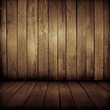 Old Wooden Interior Royalty Free Stock Photos