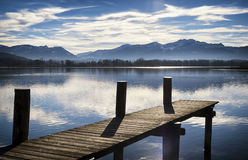Free Old Wooden Jetty Stock Photography - 38914842