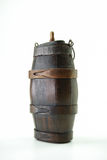 Old wooden keg Royalty Free Stock Photos