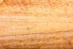 Old wooden kitchen cutting board Royalty Free Stock Photos