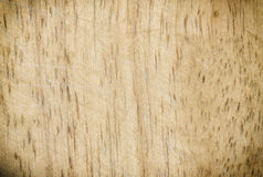 Old wooden kitchen desk board background texture Stock Photography