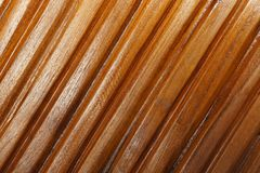 Old wooden lacquer Stock Images