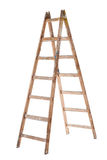 Old Wooden Ladder Royalty Free Stock Photography