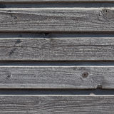 Old wooden lining boards wall Royalty Free Stock Photos