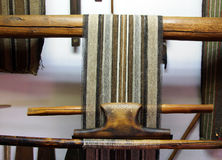 Old wooden loom, Etar, Bulgaria Stock Images