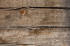 Old wooden painted and chipping paint. Stock Photo