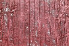 Old Wooden Painted Purple Rustic Background Stock Image