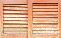 Old wooden pane Stock Photo