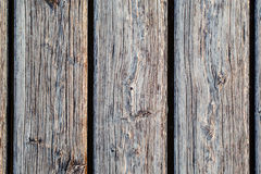 Old wooden path in vinatge style Stock Images