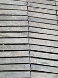 The old wooden pathway background stock photography