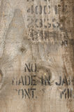Old Wooden Plank Stock Image