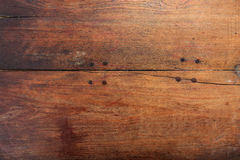 Old wooden plank as background Stock Photo