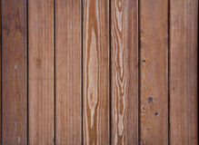 Old wooden plank background Royalty Free Stock Images