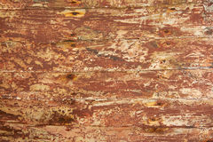 Old Wooden Plank of the ship Stock Image