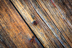Old wooden plank texture Royalty Free Stock Image