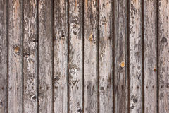 Old wooden plank wall Royalty Free Stock Photos