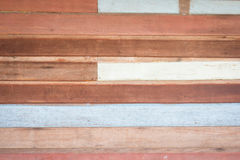 Old wooden plank wall background Royalty Free Stock Photo
