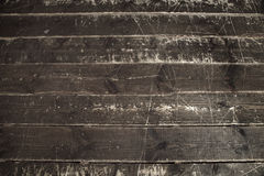 Old wooden plank wall floor background or texture. Old wooden wall floor background or texture, brown Stock Photos
