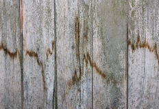 Old wooden planks. Texture of old wooden rough planks Royalty Free Stock Photography