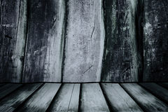 Old Wooden Planks. Gray Old Wooden Planks Background Royalty Free Stock Images