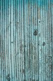Old wooden planks. Old blue wooden planks for texture stock images