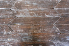 Old wooden planks. Royalty Free Stock Image