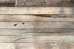 Old wooden planks background Royalty Free Stock Photos