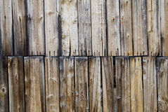 Old Wooden Planks Background Texture. Old Worn Wooden Planks Background Texture Royalty Free Stock Photography