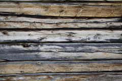 Old Wooden Planks Background Texture. Old Worn Wooden Planks Background Texture Royalty Free Stock Photos