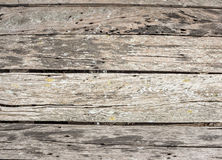 Old wooden planks for background. Stock Photo