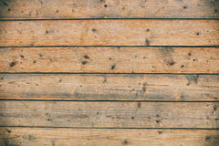 Old wooden planks background Stock Photography