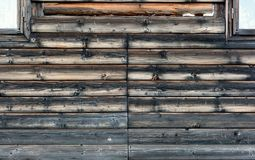 Old wooden planks. Stock Photography