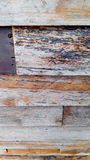Old wooden planks close up Royalty Free Stock Photo