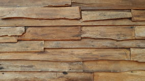 Old wooden planks close up Royalty Free Stock Photos