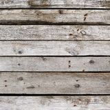 Old wooden planks fragment Royalty Free Stock Photography