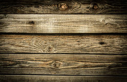Old Wooden Planks grunge background Stock Photography