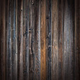 Old Wooden Planks in the Row Royalty Free Stock Photography