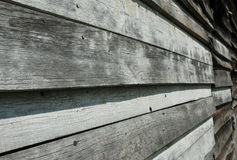 Old wooden planks Royalty Free Stock Photography