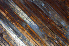 Old wooden planks texture. Royalty Free Stock Photography
