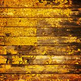 Old wooden planks texture Royalty Free Stock Image