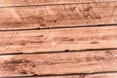 Old wooden planks texture Stock Image