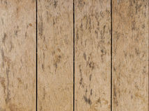 Old Wooden planks wall for background Stock Image