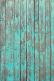 Old Wooden Planks With Cracked Paint, Texture