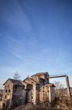 Old wooden rock mill in Germany Royalty Free Stock Image