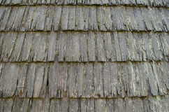 Old Wooden roof  background texture Stock Photos
