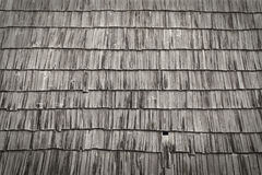 Old wooden roof Royalty Free Stock Photos