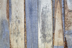Old wooden rough boards background. Royalty Free Stock Photography
