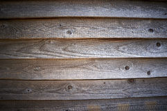 Old wooden rustic wall Royalty Free Stock Images