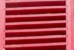 Old wooden shutters Stock Photos